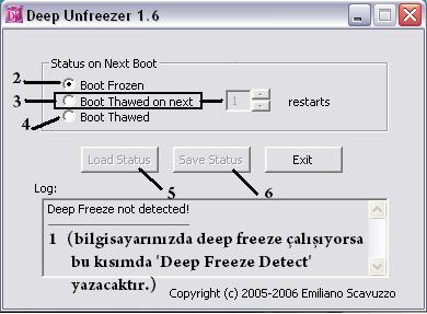 deep unfreezer 1.6